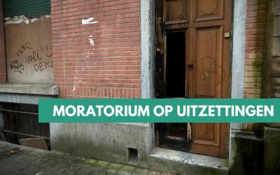 Moratoriumuitzettingen